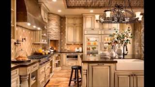 видео Дизайн кухни коричневого цвета (29 фото): сочетание цветов интерьера, обоев и кухонного гарнитура