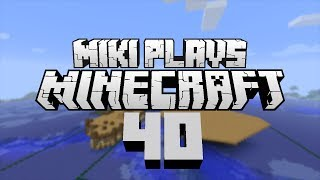 Gambar cover Miki Plays Minecraft - Episode 40: New Generated Structure?!