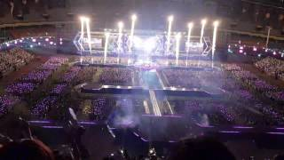 Video 170528 Exo'rDium [dot] - RUN with Fire work moment download MP3, 3GP, MP4, WEBM, AVI, FLV Juli 2018