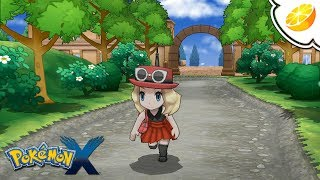 Pokémon X | Citra Emulator Canary 1370 (GPU Shaders, Working!) [1080p] | Nintendo 3DS