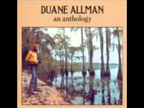 Duane Allman (With Clarence Carter) - The Road Of Love