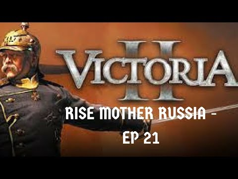 Let's Play Victoria 2 | Rise Mother Russia - Ep 21: The Schleswig Situation