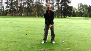 Footwhip technique for Golf Swing Power & Consistency
