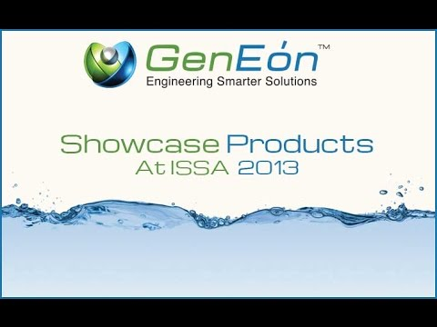 GenEon Technologies Showcases its products at ISSA 2013