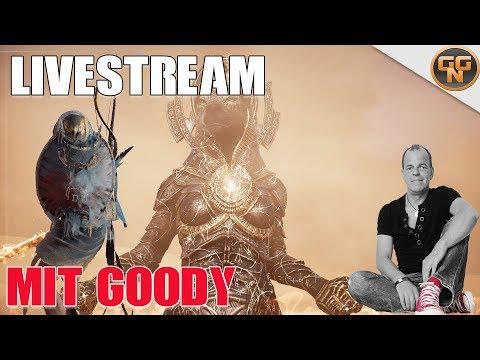 Assassins Creed Origins - Sachmet Live Kill - Alte Gewohnheiten - Livestream mit Goody #2