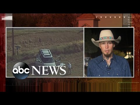 Download Youtube: Hero describes chasing alleged Texas church shooter