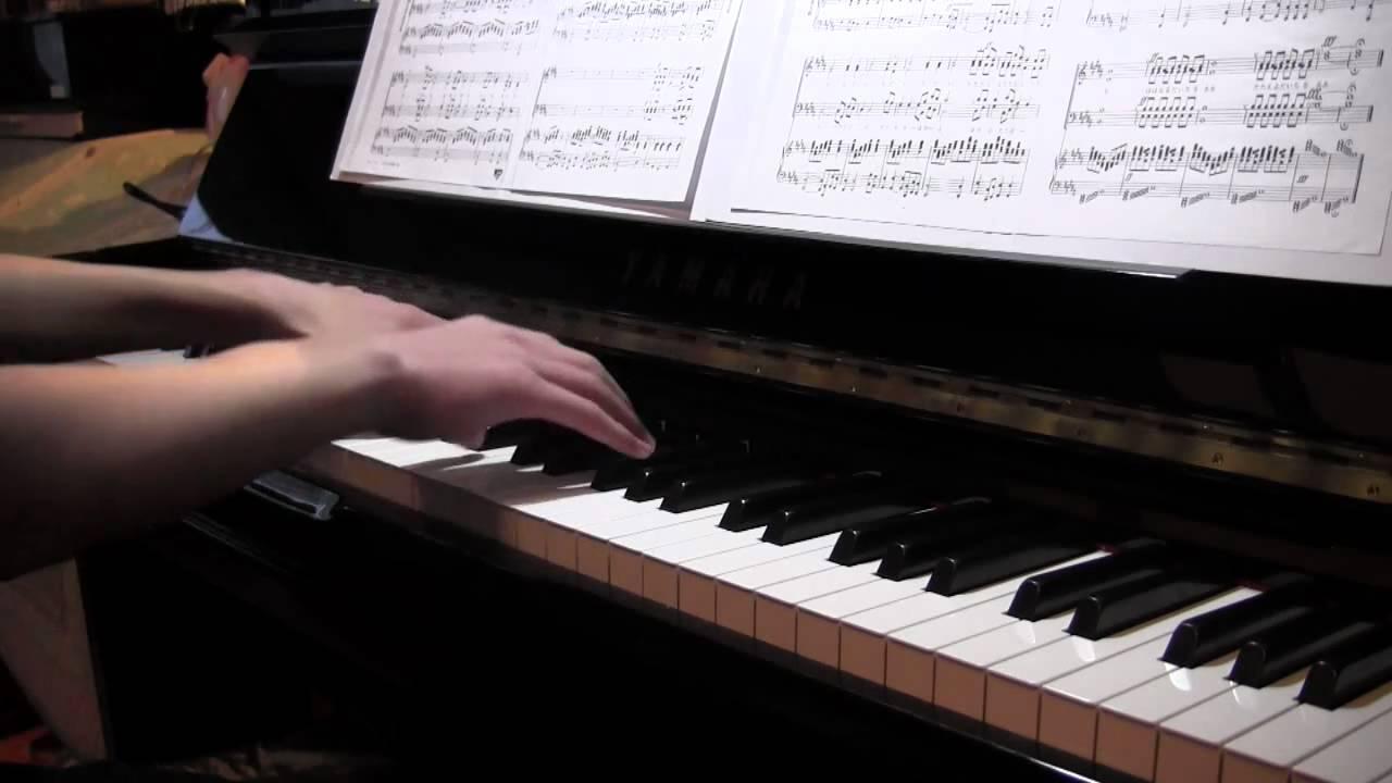 大地 讃 頌 ピアノ うまい
