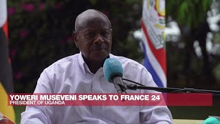 Exclusive: Uganda's Museveni says Guinea coup leaders 'should get out' • FRANCE 24 English