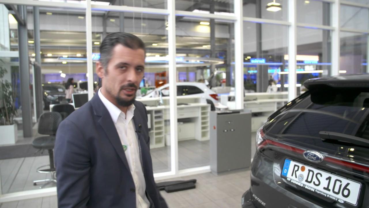 Ford edge 2017 vorstellung interieur und exterieur youtube for Interieur und exterieur