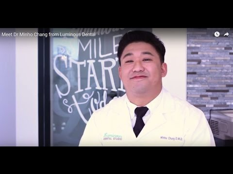 Meet Dr Minho Chang from Luminous Dental