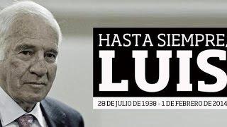 Homenaje a Luis Aragonés
