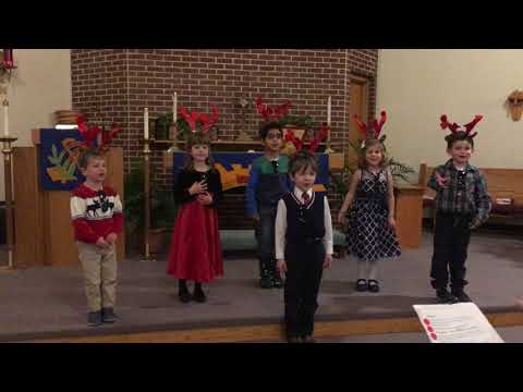 Glenwood Country Day School 2017 Winter Holiday Performance  Ms. Bristers Class Song One