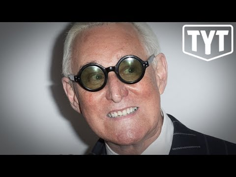 Roger Stone Admits To SERIOUS Lies