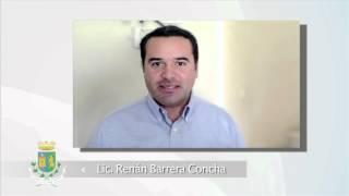Alcalde Renán Barrera invita a sumarse a la lucha contra el Sida