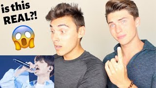 Singers React to BTS - Best High Notes and Falsettos Compilation