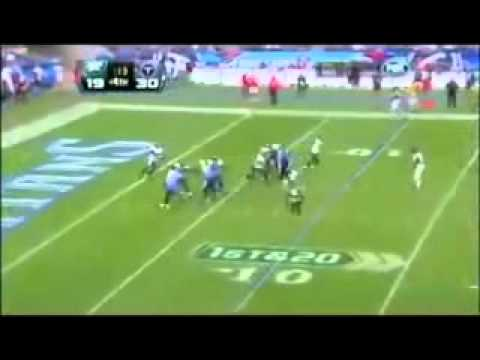 "CORTLAND FINNEGAN HIGHLIGHTS! TENNESSEE TITANS.C-Baker ""How I Rock"""