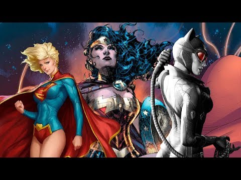 Top 10 Heroínas de DC Comics