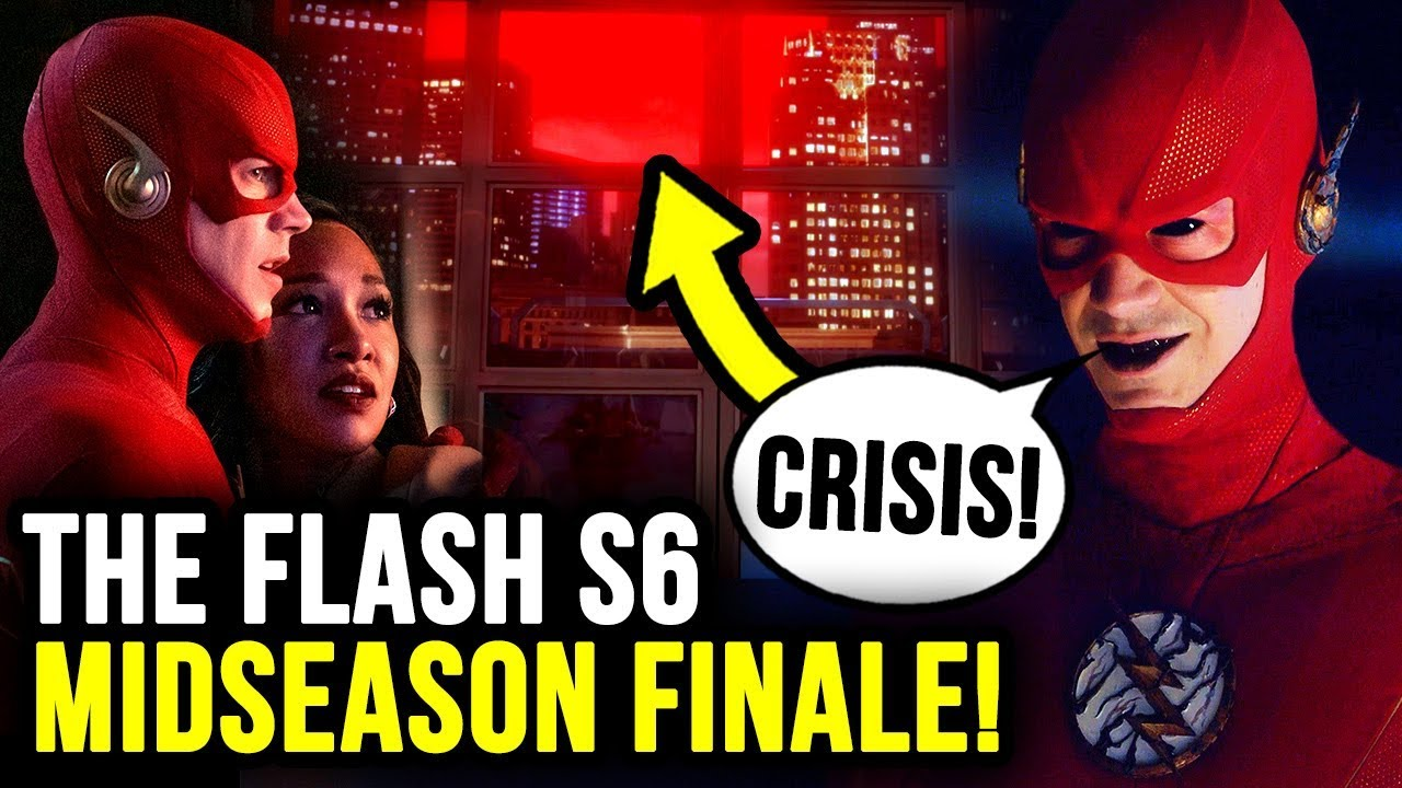 Download Goodbye Bloodwork...Time For CRISIS! - The Flash Season 6 Episode 8 REVIEW