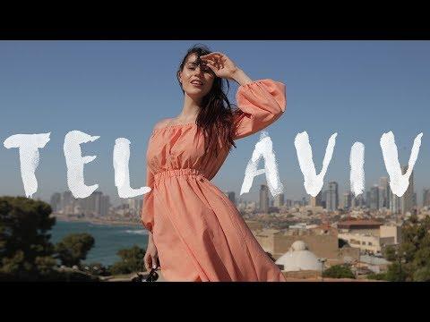 Tel-Aviv Israel 2019 Travel Guide - What To See, Eat And Do | Tel-Aviv Aerial 2019 | TelAviv Beaches