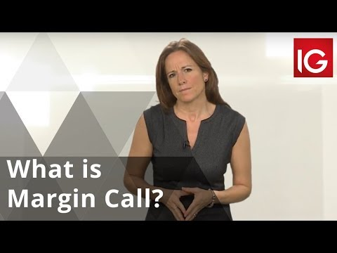 What is Margin Call? | IG