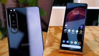 Kompaktes Highend-Smartphone: Das Sony Xperia 5 III im Test   CHIP