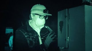Zak Bagans on Why He QUARANTINED in His HAUNTED Museum (Exclusive)