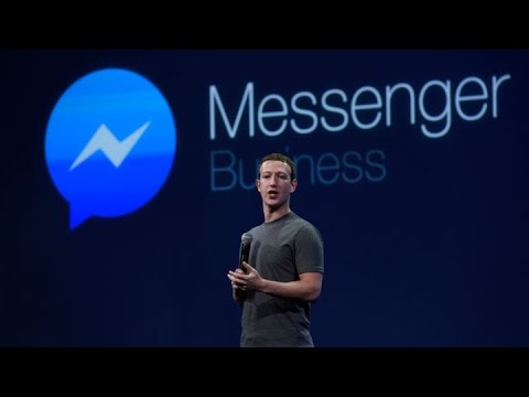 Facebook F8: Mark Zuckerberg Opens Up Messenger App to Developers