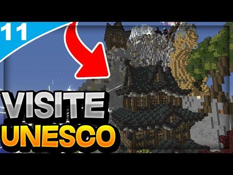 JE VISITE L'UNESCO DE LA FRANCE  !!! [NationsGlory Lime - Ep 11]