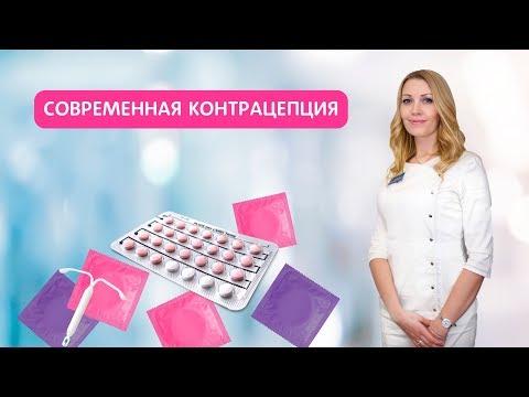 Современные методы контрацепции.
