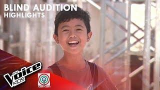 Meet Rhaizen Rosales from Batangas   The Voice Kids Philippines 2019