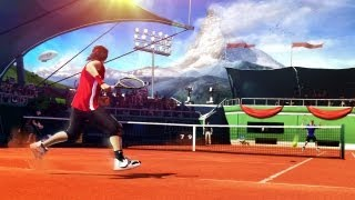 Russian Let's Play - Sports Champions 2:Tennis (Праздник Спорта 2 : Теннис)