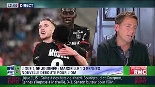 After Foot du dimanche 10/09 – Partie 1/3 - Débrief de Marseille/Rennes (1-3)