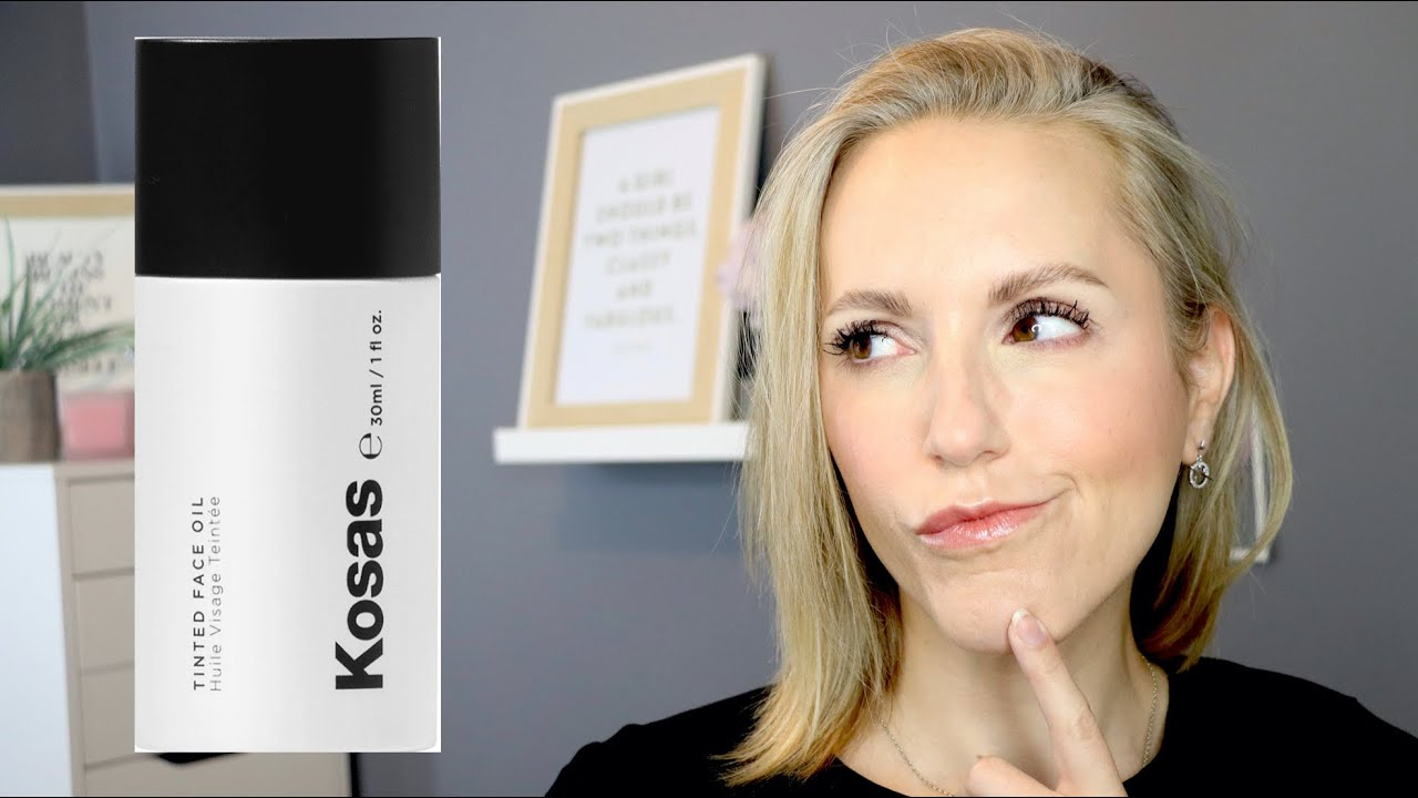 KOSAS TINTED FACE OIL - OVER 40 - DRY SKIN