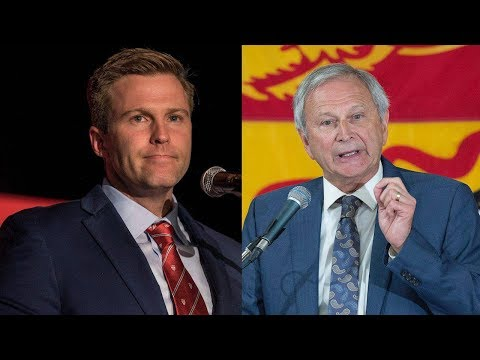 Liberals and Tories vie for power after New Brunswick election