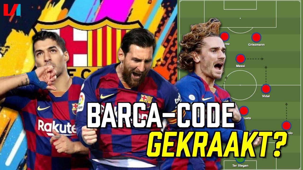 Gaat Barca Weer Vlammen? Setién Vindt Alsnog Systeem Met Messi, Suárez én Griezmann