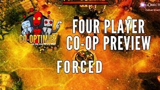 FORCED 4 Player Co-Op