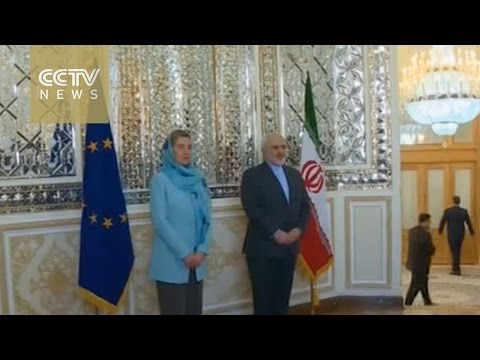 EU foreign policy chief visits Iran