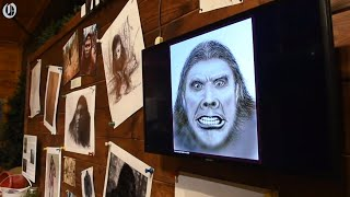 Bigfoot The Sasquatch Museum is dedicated to answering question: Is Bigfoot real?