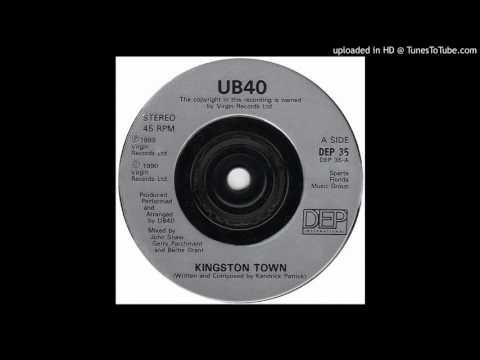 UB40 - KINGSTON TOWN (EXTENDED)