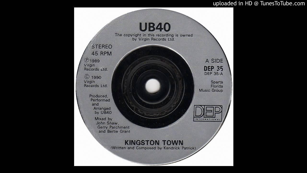"Ub40 kingston town [7""] amazon. Com music."