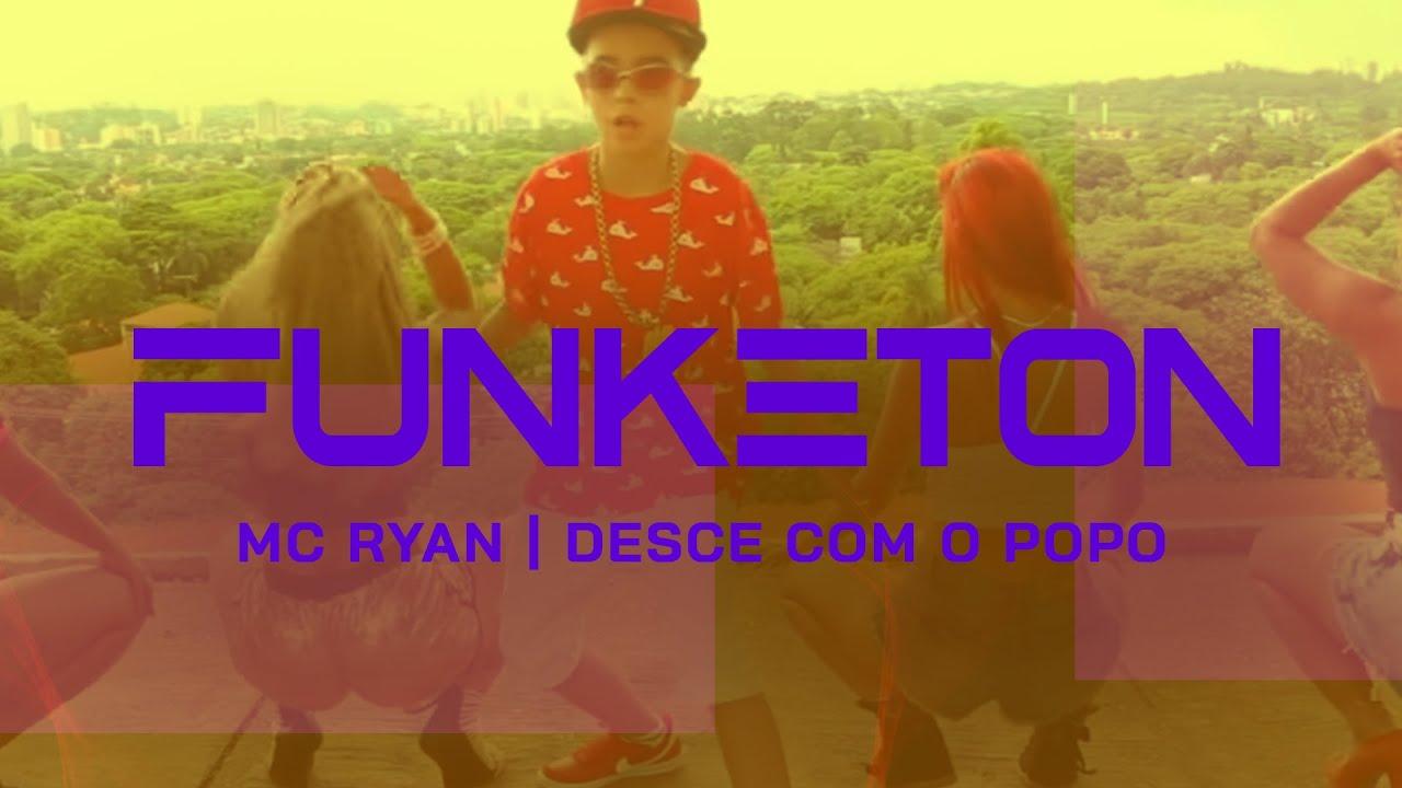 Mc Ryan Desce Com O Popo Tom Producoes Youtube