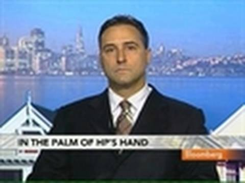 Cuggino Discusses Hewlett-Packard's Acquisition of Palm: Video