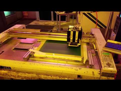 Direct to Screen for screen printing