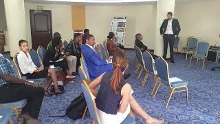 EBAgroPamoja app e-academy presentation by #InnovativeVolunteerism #Youth
