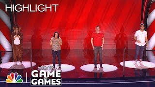 Know or Go-Ho-Ho (Know or Go) - Ellen's Game of Games (Episode Highlight)