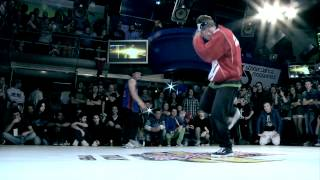 Paco vs Froz - Final Battle - Red Bull BC One Italy Cypher