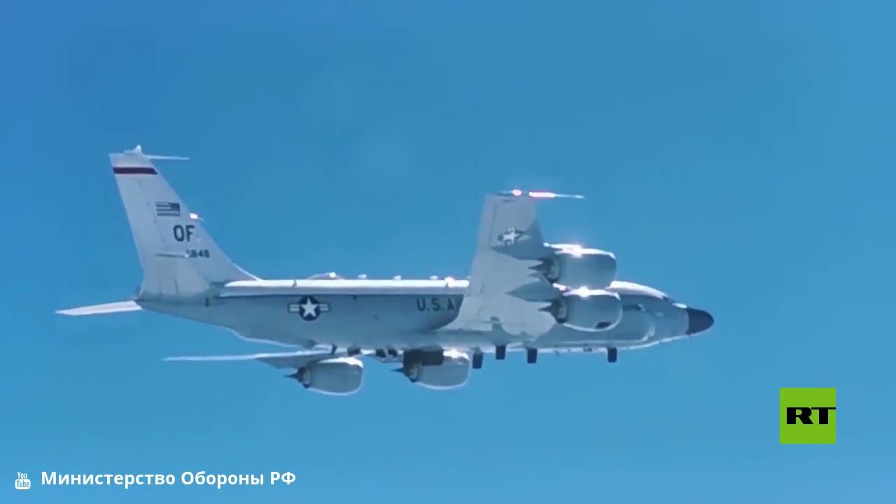 مقاتلة روسية ترافق طائرة تجسس أمريكية فوق المحيط الهادئ  - نشر قبل 22 دقيقة