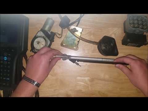 Saab - Antenna Mast Replacement