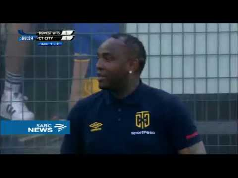 Cape Town City beat Wits 3-1 on aggregate in MTN 8 semi-final