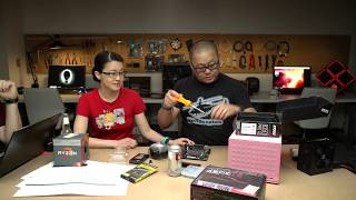 Watch us build a Ryzen APU based small form factor PC!